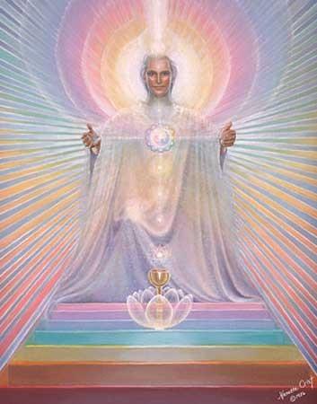 Melchizedek Brotherhood: 144,000 Masters of Light