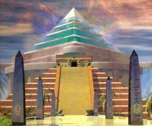 Pyramids Sacred Sites