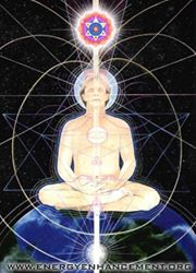meditate earth god heart shaft