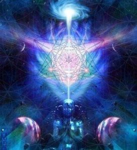 Metatron cube meditate