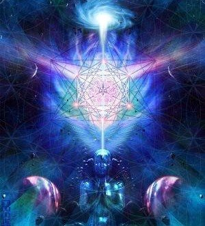 Metatron cube meditate