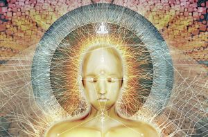 Conscious-Mind Aware sun