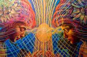 Twin Flame telepathy