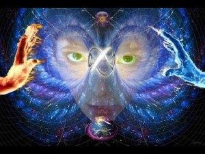 Higher Mind I AM creates matter