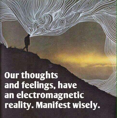 Thoughts feeling electro manifest