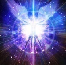Adam Kadmon HUman Da Vinci cosmic