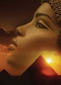 egypt pyramid goddess