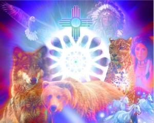 Native Power animals Healing