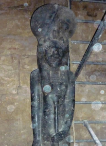 Sekhmet Karnak temple